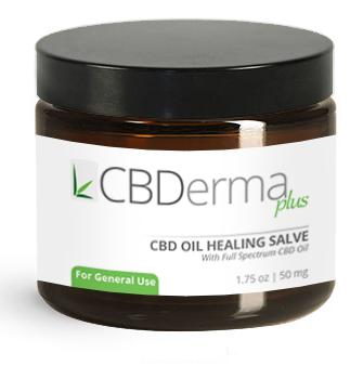 CBD Oil Healing Salve 50mg